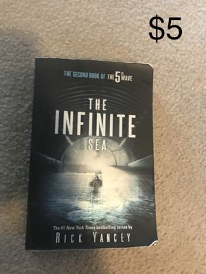 The Infinite Sea Book by Rick Yancey for Sale in Lexington, KY