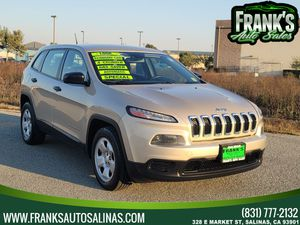 2014 Jeep Cherokee for Sale in Salinas, CA