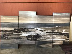 Ocean Canvas for Sale in Chico, CA