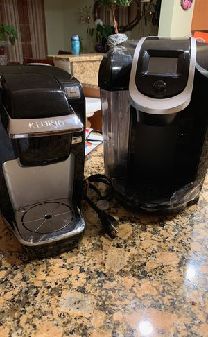 Keurig 2.0 and single brewer for Sale in Gainesville, VA