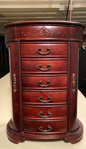 Wooden Jewelry box for Sale in Glendale, AZ
