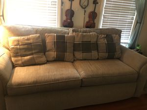Extra wide super comfy couch for Sale in Erie, PA