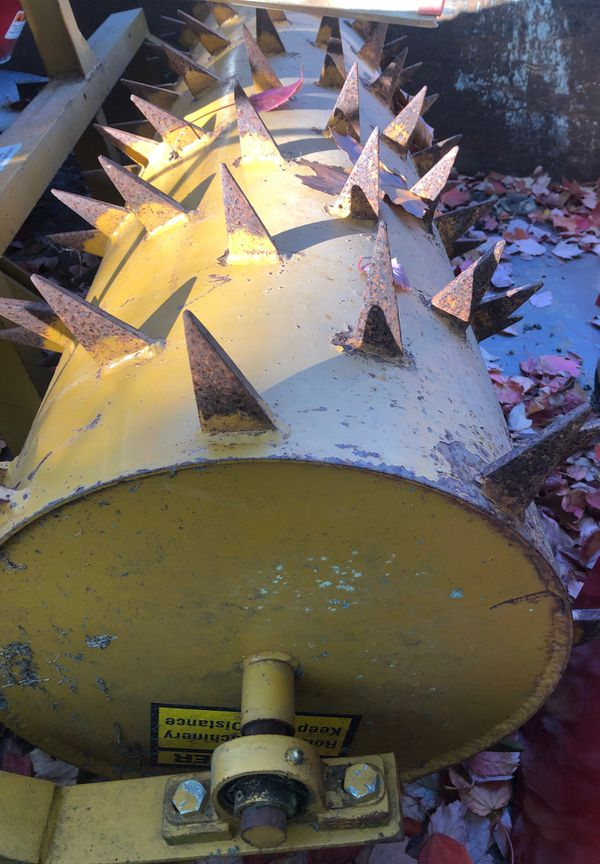 Spike aerator
