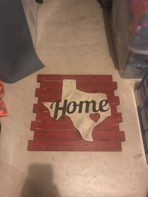 Texas Home Decor for Sale in Creedmoor, TX