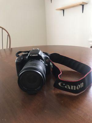 Canon EOS Rebel T2i and Lens for Sale in Atlanta, GA
