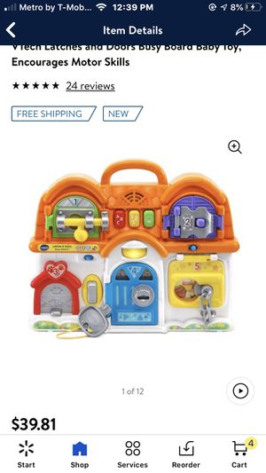 Vtech Learning Toy for Sale in Apple Valley, CA