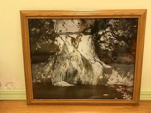 Turner Falls Oklahoma winter of 2014 for Sale in Roff, OK