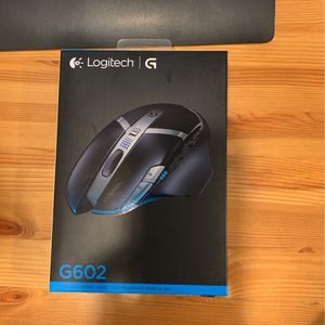 Logitech G602 Wireless Gaming Mouse for Sale in Columbus, OH