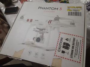 Drone with camera/ wifi /GPS $200 cash will not lower must pickup in box like new only serious buyers please for Sale in San Antonio, TX