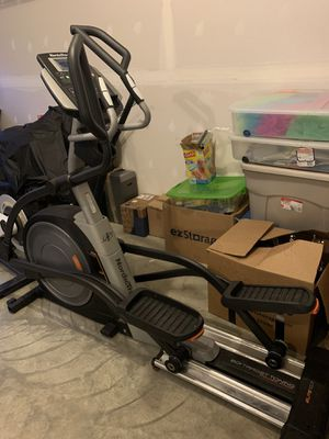 NordicTrack - Elite 10.7 iFit Elliptical for Sale in Upper Marlboro, MD