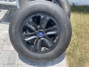 F-150 rims & tires for Sale in Tampa, FL