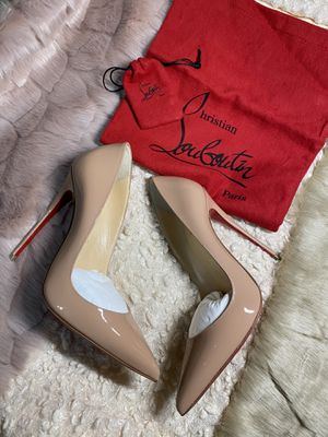 Christian Louboutin So Kate Nude 37 for Sale in Pasadena, CA