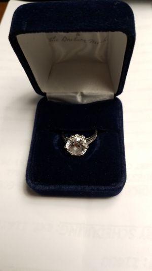 Diamond Aurora Ring (Stauer) for Sale in Fountain, MI