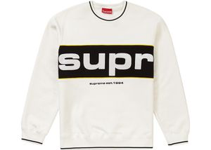 SUPREME PIPING CREWNECK 100% AUTHENTIC for Sale in Scottsdale, AZ
