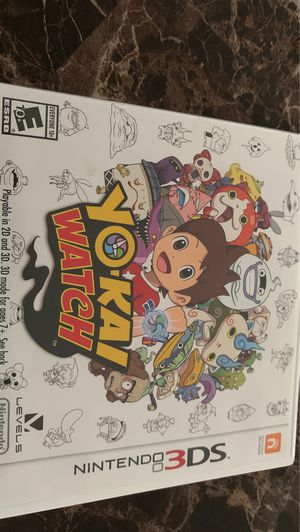 3DS Game Yo-Kai Watch for Sale in Stafford, VA