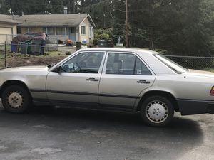 1988 Mercedes 300E for Sale in Auburn, WA