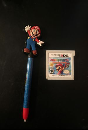 Mario Party 🎈 🥳 3Ds Game. for Sale in Phoenix, AZ