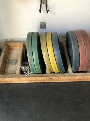 DHS Olympic Lifting / Weightlifting Training Set for Sale in San Diego, CA