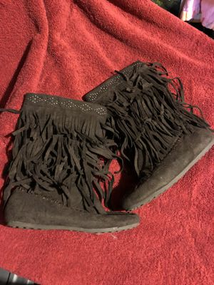 Rampage girls boots size 2 for Sale in Trafford, PA