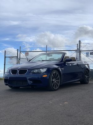 2013 BMW M3 (E93) Manual for Sale in Scottsdale, AZ
