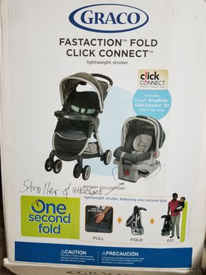Stroller...Car Seat included. Excellent Condition for Sale in Homestead, FL