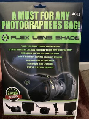 Flex Lens Shade (New) for Sale in Oakland, CA