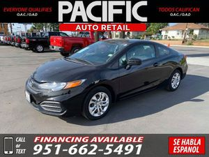 2014 Honda Civic Coupe for Sale in Jurupa Valley, CA