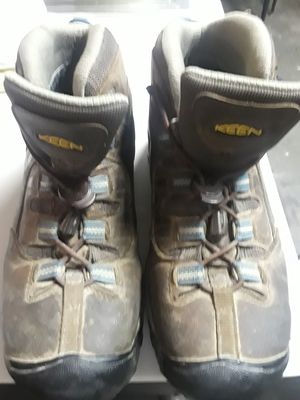 KEEN SIZE 8 WATERPROOF STEEL TOE WORK BOOT for Sale in Metairie, LA