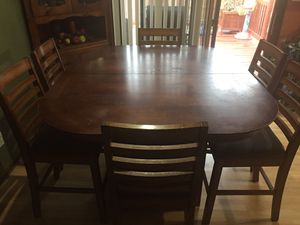 Kitchen Table/ 6 Chairs for Sale in Inglewood, NE
