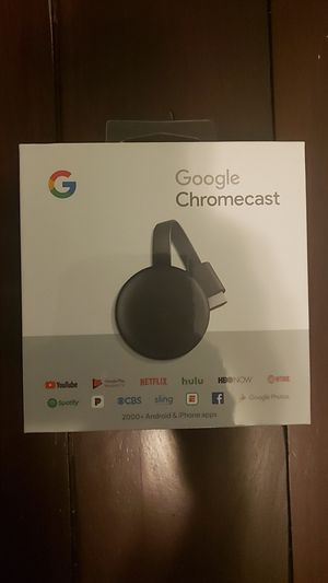 Google Chromecast for Sale in White Lake charter Township, MI