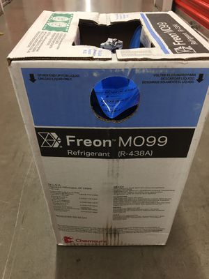 Freon MO99 ,,,,,,31 Lb. for Sale in Houston, TX