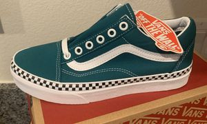 Vans for kids - 4 boys or 5.5 girls woman's for Sale in Corona, CA