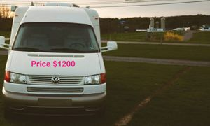 Price$1200 VW Rialta FD 22' Class C 2002 motorhome for Sale in Brentwood, NC