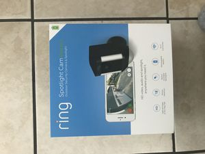 Ring spot cam for Sale in Glendora, CA