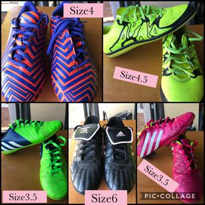 Kids Adidas Soccer shoes for Sale in Las Vegas, NV
