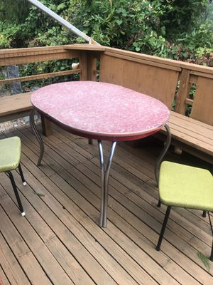 Vintage Formica table for Sale in Seattle, WA
