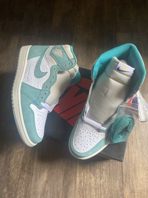 Jordan 1 Turbo Green size 10.5 (purchased from NikeSNKRS) for Sale in Marietta, GA