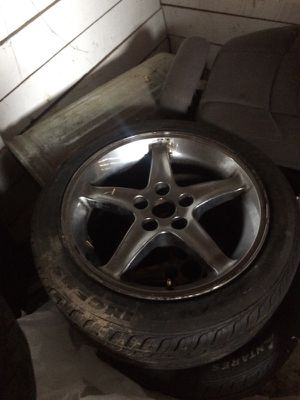 Mustang rims for Sale in Waldorf, MD
