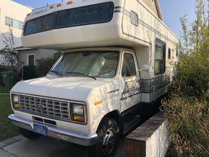 1987 Econoline Motorhome for Sale in Culver City, CA