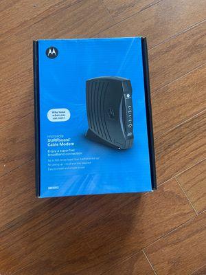 Motorola Modem for Sale in Maitland, FL