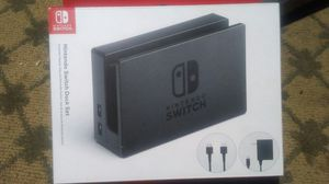 Nintendo Switch Dock Set (BRAND NEW!) for Sale in Everett, WA