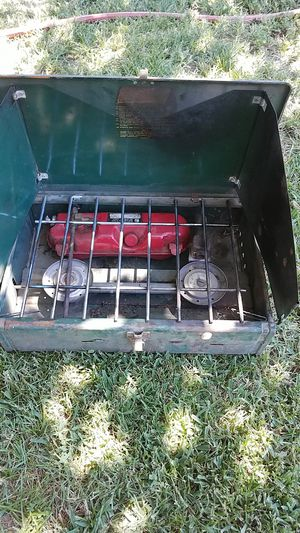 Colman stove for Sale in Visalia, CA