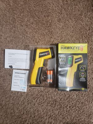 General Hawkeye Non-contact Infrared Thermometer NCIT100 NEW for Sale in Houston, TX