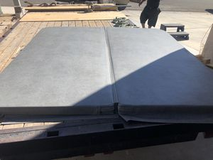 7x7 grey Hotsprings spa cover for Sale in Wildomar, CA