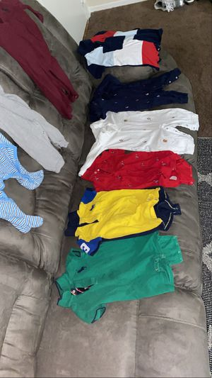 Foams 4c polo outfits 9-12 months for Sale in Washington, DC