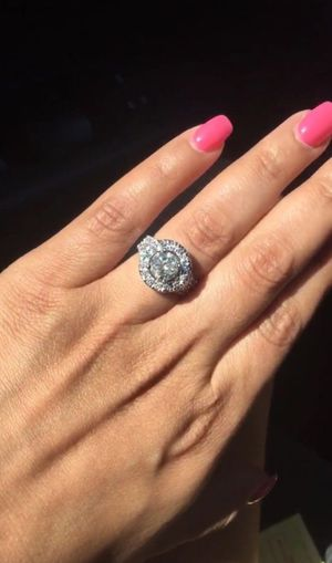 3.19 ct engagement ring for Sale in Seattle, WA