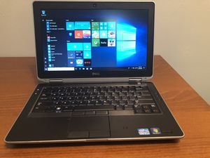 Dell Latitude E6330 Laptop i5 2.60GHz 8GB Ram 500GB Hard Drive WIN10PRO Office 2016 for Sale in Lawrenceville, GA