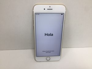 Iphone 6s 16gb factory unlocked desblokiado works perfect great battery $150 for Sale in San Jose, CA