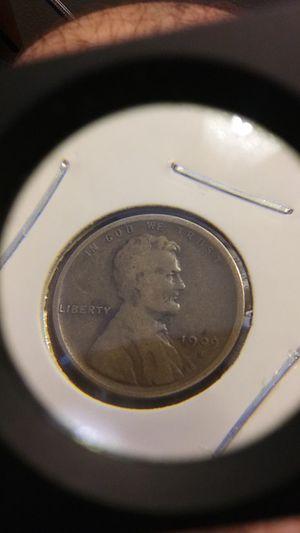 1909-s Lincoln cent. Genuine, semi-key date for Sale in Peoria, IL