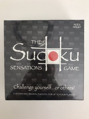 Sudoku Sensations Game BNIB for Sale in Tampa, FL